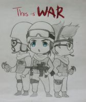 this is WAR by Smars12