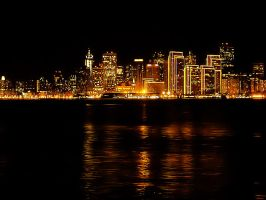 san francisco by emrecan22