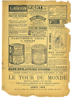 Le Tour du Monde 1889 by hogret-stock