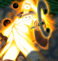 Naruto 644: the sage of the six paths appears by NarutoRenegado01