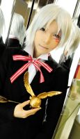 D.Gray man - Allen Walker by arisluna