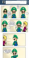 .:luigi tumblr question 4:. by Miapon
