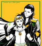 Lokis_ I promise you a better future by pastellZHQ