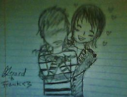 Gee AND Frank by elmo33vinceNOEL
