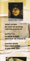 street corners summer smells by KatDiestel