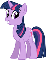Twilight Sparkle by DeathNyan
