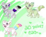 20 point adopts. by lovelysei