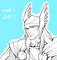 Thor's Day! by mmmmmr