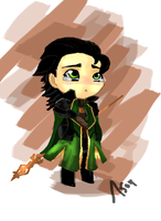 Loki Puppy Eyes by Asoq