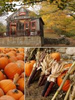 Autumn in old New England by TheBrassGlass