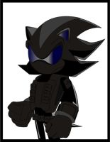 Shadow as a Hell Jumper by TheWax