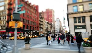 Crossroad in NY by WETkitchen