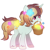 Comm : Flowers by MimiPony