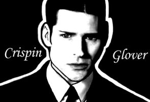 Crispin Glover Himself by EdwardWonka138