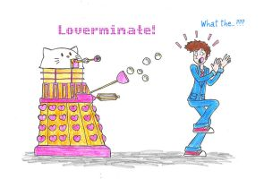 Dalek: Next Generation by laureta1387