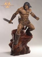 Conan The Barbarian by QuarantineStudio