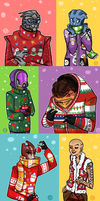 ME: sweater bonanza by robotverve