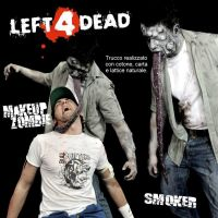 Left 4 Dead Smoker by FraGatsu
