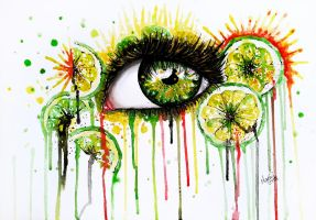 Eye of the Lime by Naomi89