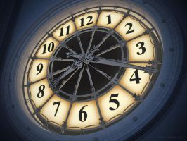 the clock from Hugo by DusanPavlicek