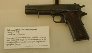 Colt M1911 by shelbs2