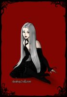 Sephiroth - FemHarry by ReadingRules2401
