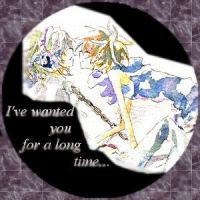 I've wanted you... by Lukia148