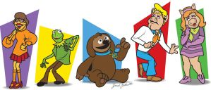 Scooby Doo Muppets, Incorporated by Gr8Gonzo