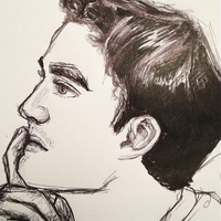 Darren Criss by loveinfullbloom