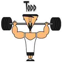 Todd, OC for TDABC by Frank35
