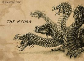The Hydra by railrunnermiranda