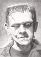 King Karloff by PaulSpatola