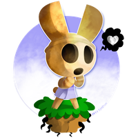 Animal Crossing: Coco by SynDuo