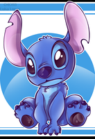 Stitch by muzoka
