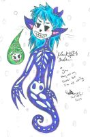 Bone bones ghosts by Kittychan2005