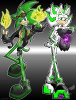 Scourge+Light: Unlikely Allies by Rapha-chan