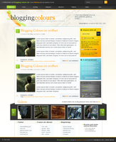 Blogging Colours v.2 by jk9o