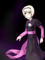 Rose Lalonde by killerplatypus