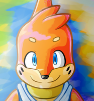 Colorful Buizel by BuizelCream