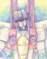 Starscream by Utsugimj