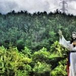 Kamay ni jesus shrine by raemie