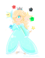 Mother of the Stars . o * + by PinkPrincessBlossom