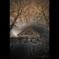 The Empty House by wchild
