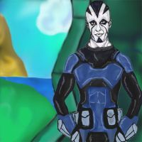 Ben 10 Omniverse : Rook Blonko by dragonfire53511