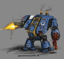 Dreadnought by DarkLostSoul86