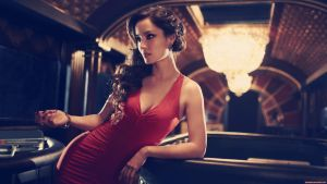 Berenice Marlohe Wallpaper01 by Speedz0r