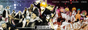 Banner - IchiRuki by layla05