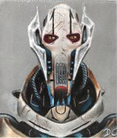 General Grievous (Traditional) by David-c2011