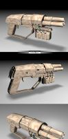 SCE3 Pistol by was471