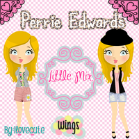 perrie edwards by IloveCute1220